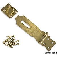 6,3cm Hasp Lock set: (confezione da