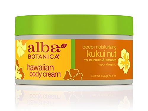 Alba Botanica Kukui Nuss Körpercreme 184 g