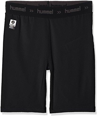 Hummel Kinder First Perf Short Tights Leggings, Schwarz, 164