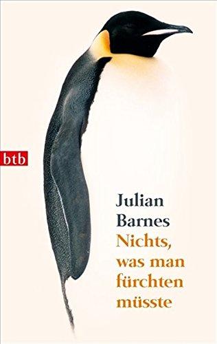 Buchseite und Rezensionen zu 'Nichts, was man fürchten müsste' von Julian Barnes