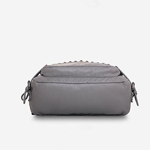 Eysee, Borsa a zainetto donna grigio Grey 30cm*32cm*14cm Grey