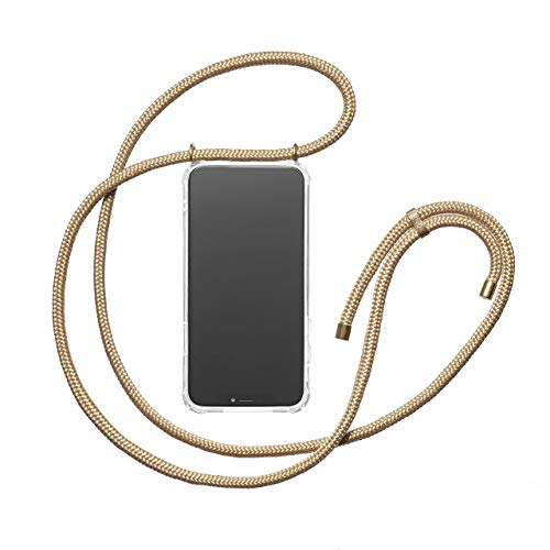 KNOK case KNOK Carcasa de movil con Cuerda para Colgar iPhone 6 Plus - Funda...