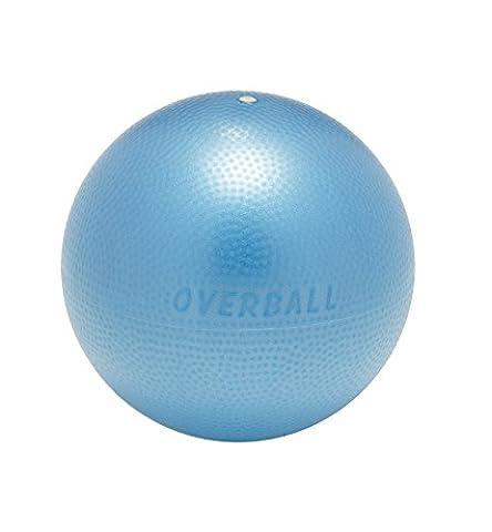 Overball 25cm BLAU ROT GELB PILATESBALL Gymnastikball, Yoga Übungsball, Yogaball, Soft Pilates, Therapieball, GYMNIC (Pilates Ball)