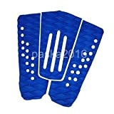 Alcoa Prime Blue EVA Traction Pad / 3x Tail Pad / Deck Grip / Surf / Surfing / Surfboard