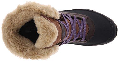 Merrell Fluorecein Shell 8 Wtpf, Chaussures de Randonnée Hautes femme Chocolate Brown