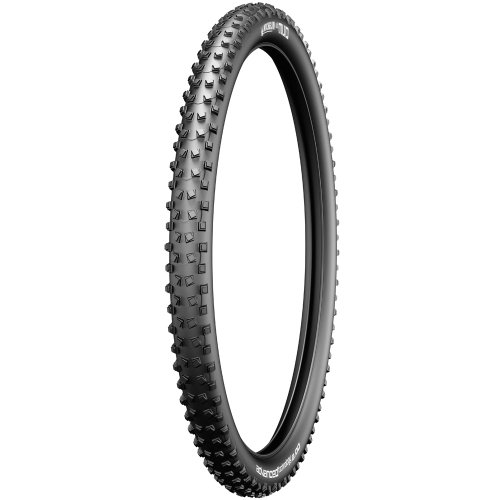 Michelin Wild Mud Pneu VTT Mixte Adulte, Noir, 26 x 2,00'