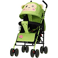 R for Rabbit Twinkle Twinkle - The Compact Folding Stroller (Green)
