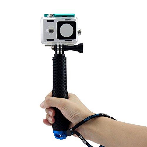 TaotreeTM Selfie Stick for Gopro Waterproof Extendable Handheld Adjustable Telescoping Monopod 19inch for Gopro Hero 2 3 3  4 SJCAM SJ4000 SJ5000 XiaoYi 4K Action Camera