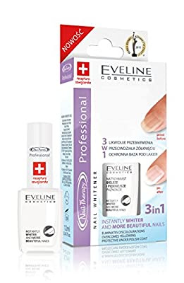 Eveline Cosmetics Nail Bright Nail Tip Whitener 12ml