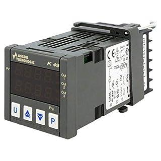 K49-LCRR Module Controller Controlled Parameter Temperature -25÷60°C