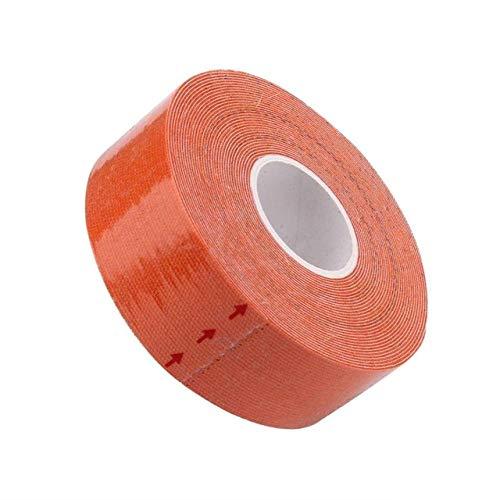 OWEM 15 Farben Kinesiology Sports Tape Muskeln Pflege Elastic Therapeutic Tape 5m x 2,5cm,2 - Muskel-pflege