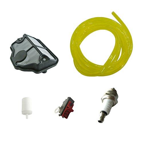 bougie dallumage Pack de r/éparation/:filtre /à air diaphragme et joint d/étanch/éit/é pour moteurs Briggs /& Stratton Sprint et Classic 3,5 CV et 3,8/CV ISE 272235/281028//& 495770//795083//694394/