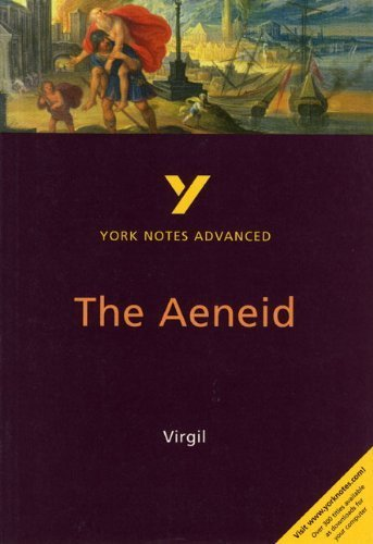 The Aeneid (York Notes Advanced series) by Virgil, Robin Sowerby (2001) Paperback