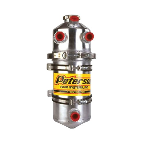 Peterson Fluid Systems 08-0005 Dry Sump Tank 2 Gal - Tank Peterson