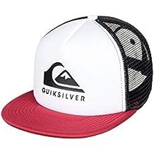 Quiksilver - Gorra Trucker - Hombre - One Size - Blanco
