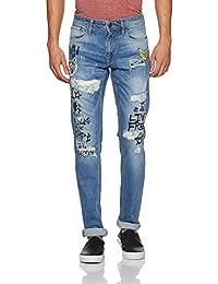 Jack & Jones Men's Slim Fit Jeans