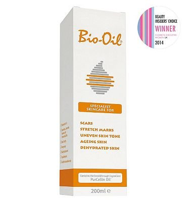 Bio Oil 200 ml FOR Scars, stretch Marks and déshydratés Skin