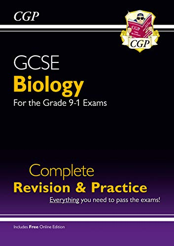 Grade 9-1 GCSE Biology Complete Revision & Practice with Online Edition