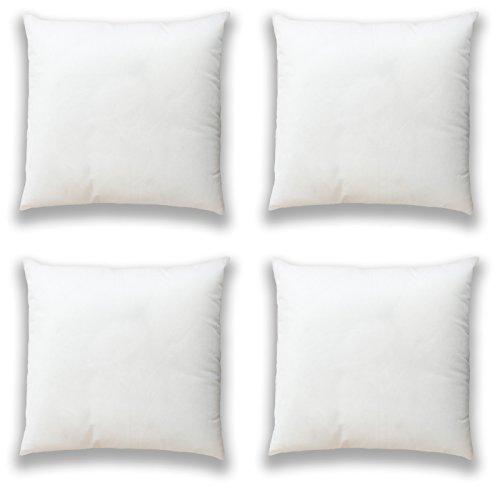 MERINO BETTEN 2er Set Kissen 30x50 | Dekokissen | Couchkissen | Kissen mit Reißverschluss