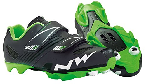 Northwave NW Hammer JUNIOR MTB Schuhe 35 schwarz Matt