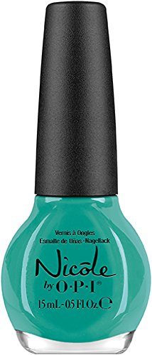 NAIL LACQUER TEAL ME SOMETHING by OPI (Teal Nagellack Opi)