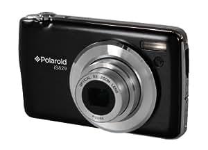 """Polaroid IS829 16 Megapixel ultraflachen Kompakt-Digitalkamera - Schwarz (16MP, 2.7 """"Screen, 9x Optischer Zoom, Li-Ion)"""