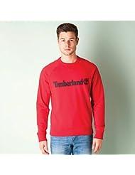 Timberland Exeter River Logo Raglan Crew - Sweat-Shirt - Homme