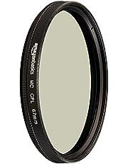 AmazonBasics Circular Polarizer Filter- 67 mm