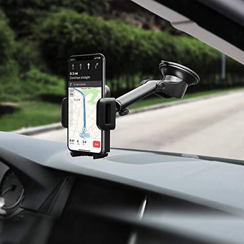 Mpow【Versione AGGIORNATA】Supporto Smartphone per Auto...