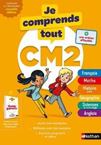 Je comprends tout CM2 - Tout en un (cours + exercices) par  Isabelle Petit-Jean