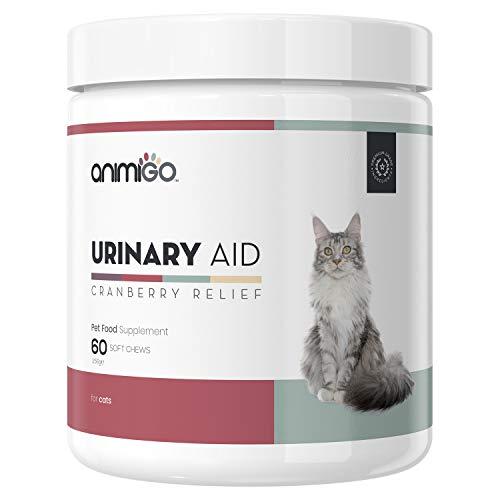 ¿QUÉ ES AYUDA URINARIA PARA GATOS? Nuestro suplemento ha sido especialmente formulado con ingredientes naturales y se presenta en comprimidos masticables que ayudan al tracto urinario y bienestar de tu gato. ¡Abundantes en nutrientes esenciales, nues...