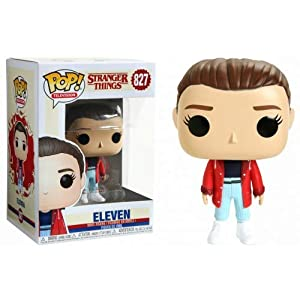 Funko Pop Eleven con chaqueta roja (Stranger Things – Tercera temporada 827) Funko Pop Stranger Things