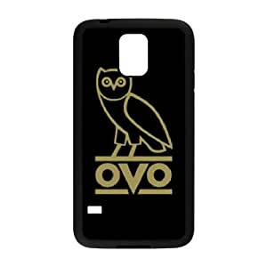 Samsung Galaxy S5 Cell Phone Case Black Drake Ovo Owl Scxb