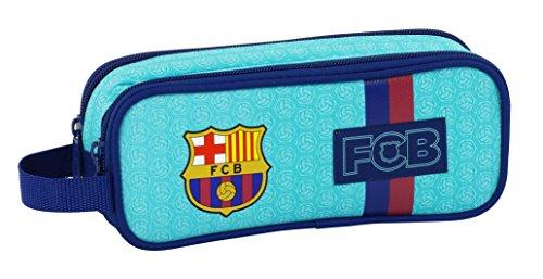 Safta Estuche F.C. Barcelona 2ª Equipacion 17/18 Oficial Escolar 210x60x80mm