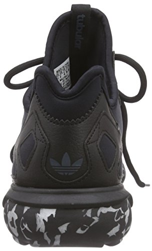 adidas Originals Herren Tubular Runner Low-Top Schwarz (Core Black/Core Black/Bold Onix)