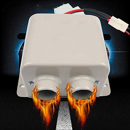 Preisvergleich Produktbild STYLINGCAR Auto Heizung Universeller 12 Volt 800 Watt Heizlüfter 2 Warm Trockner - für Winter Auto Air Outlet