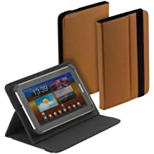 Yayago Tablet Book-style funda ultrafina con función atril subbituminoso - - para BQ Readers Aquaris M10/M10 full HD