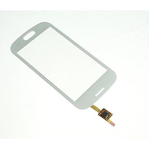Vitre Tactile pour Samsung Galaxy Trend Lite S7390 - Blanc