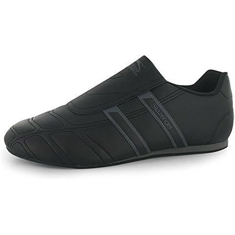 Slazenger Warrior hombre Zapatillas Tiempo Libre Guantes Sport Fashion Sneaker