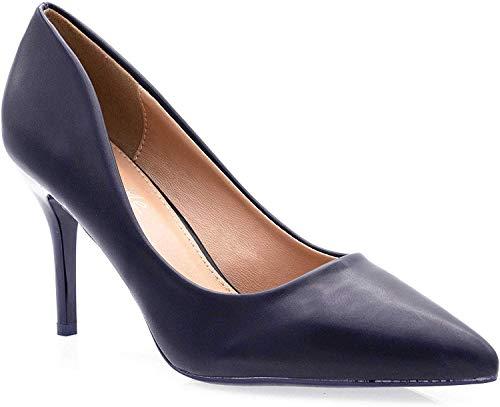 Fashion Shoes - Escarpin Femme Talon 9cm-Chaussures...