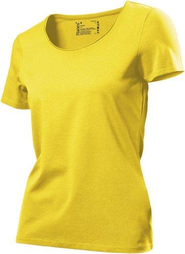 T-Shirt 'TasTy' Sun Flower Yellow
