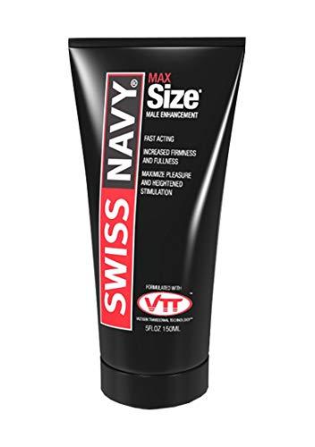 Swiss Navy - MaxSize Cream tube, 150 ml -