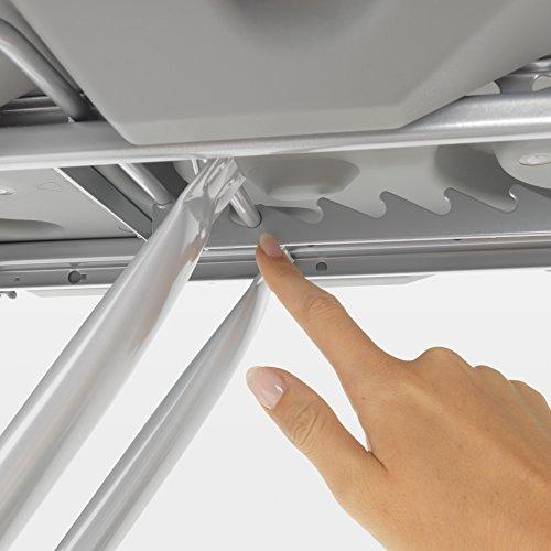 brabantia 101229 b gelbrett mit ablage f r. Black Bedroom Furniture Sets. Home Design Ideas