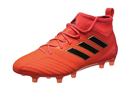 adidas ACE 17.1 Primeknit FG/AG Pyro Storm - Solar Orange/Core Black/Solar  Red