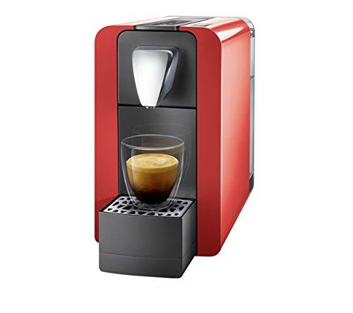 Cremesso Compact One II Kaffeemaschine Glossy Red