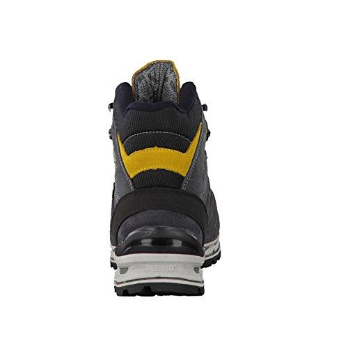 Meindl Schuhe Minnesota Pro GTX Men - anthrazit/gelb Anthrazit/Gelb