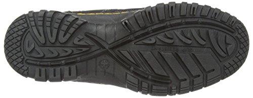 Dr. Martens Industrial Benham, Chaussures de sécurité Adulte Mixte Noir (Black)
