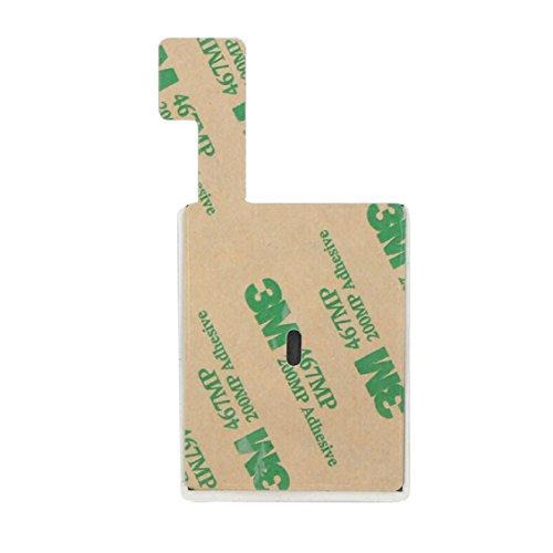Kabellose Ladegeräte, Transer® Wireless Ladegerät Qi Kabellose Ladestation + NFC Antenne Aufkleber für LG G3D855VS985D851LS990Wireless Ladegeräte
