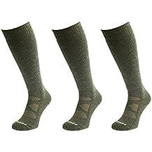 Comodo® HUN2 - Set de 3 Calcetines DE Caza Largo, Mondo-Calza Farbe