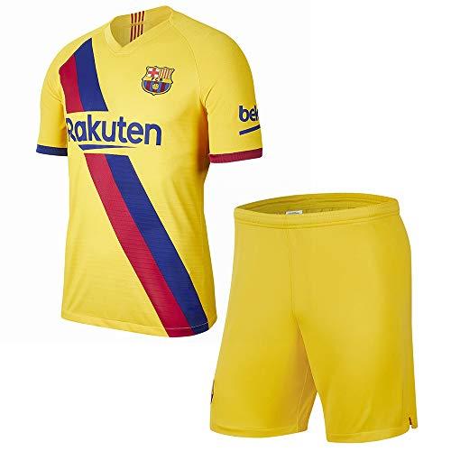 Custom Camiseta de Fútbol Nueva Temporada Kits Tshirt pantalones cortos 2019-2020 (Home y Away)...